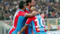 Serie B: il Catania continua a vincere, batte la Ternana 2-0