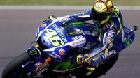Valentino Rossi vince il GP d'Argentina, scontro con Marquez che cade