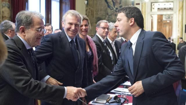 """Prodi attacca Renzi: """"Decisione senza analisi è colpo di cocciutaggine"""""""