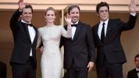 """Sbarca a Cannes il film """"Sicario"""" con Del Toro, Brolin e Blunt"""