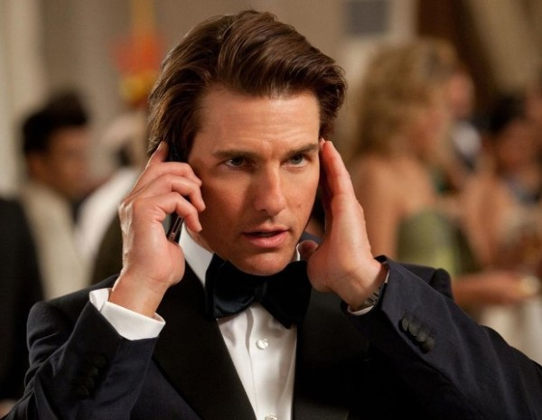 """Tom Cruise nel quinto capitolo della saga """"Mission: Impossible"""""""