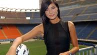 Ilaria D'amico in attesa del piccolo Buffon riconfermata a 'Sky Calcio Show'