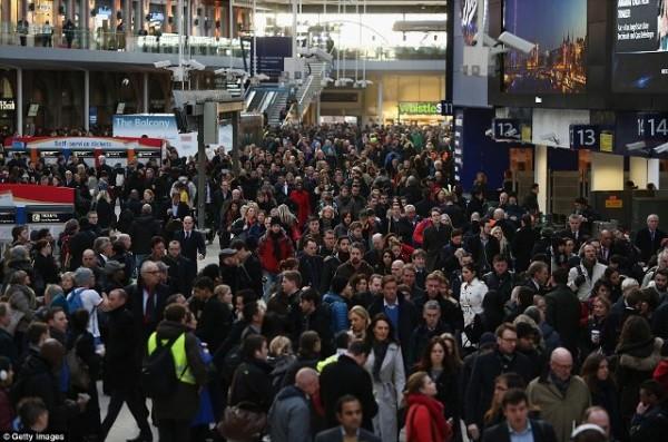 Londra: nuovo sciopero per la metropolitana, rischio traffico in tilt