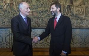 """Roma, prefetto Gabrielli tutore di Marino: """"Non sarò badante o matrigna del sindaco"""""""