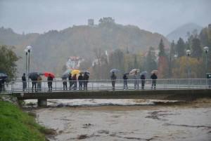 Dopo l'alluvione in Francia rischio anche per l'Italia, esperto lancia l'allarme