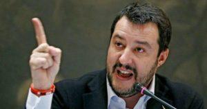 """Amministrative Roma, Salvini: """"Bertolaso è fuori, con la Meloni mandiamo a casa Renzi"""""""