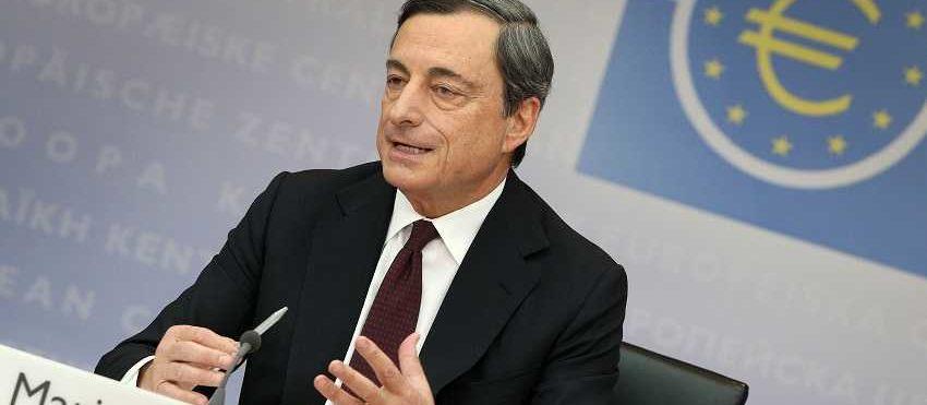 """Bce, Mario Draghi: """"Servono riforme strutturali per un rialzo dei tassi a lungo termine"""""""