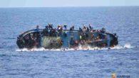Canale di Sicilia, barcone con 600 migranti a bordo si capovolge: 5 morti, oltre 500 in salvo