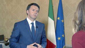 """Premier Renzi sulle amministrative: """"Si votano i sindaci, non riguardano il governo"""""""