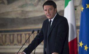 """Premier Renzi sull'Ue dopo Brexit: """"L'Europa è la nostra casa e del nostro domani"""""""