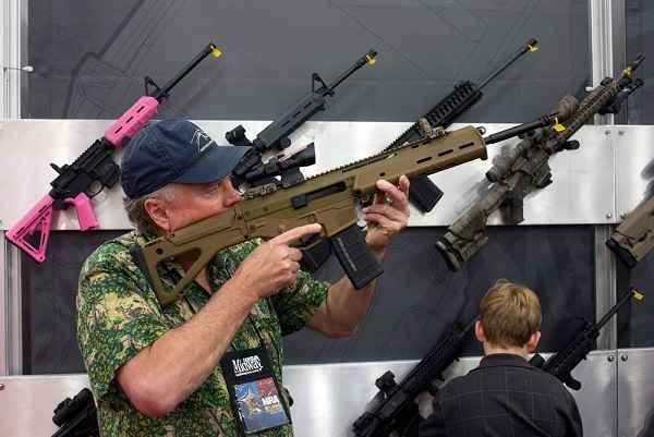 Acquisto armi - Usa