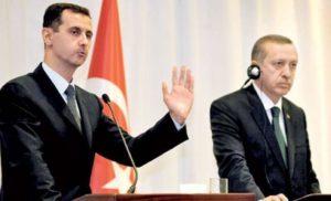 """Turchia-Siria, Erdogan: """"Assad ha ucciso 600mila persone, è un assassino"""""""