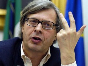 """Antimafia, Vittorio Sgarbi sul pm Di Matteo: """"Minacce di Riina non sono pericolo concreto"""""""