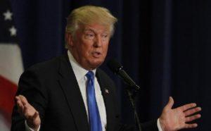 """Presidenziali Usa, Donald Trump: """"Sono il candidato della legge e dell'ordine"""""""