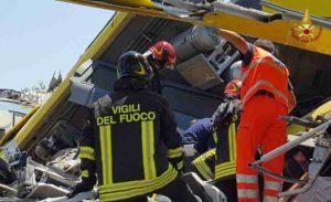 """Disastro ferroviario in Puglia, pm: """"Parlare di errore umano è corretto ma riduttivo"""""""