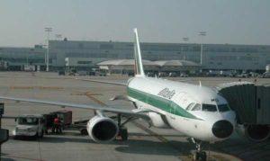 """Volo Beirut-Roma, pilota Alitalia si rifiuta di volare: """"Sono troppo stanco"""""""