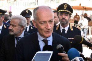 """Migranti, capo Polizia Gabrielli: """"Nessuna rabbia nei confronti dei No borders"""""""