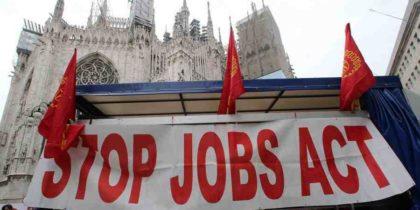 """Lavoro, aumentano i licenziamenti. Economico del Pd: """"Jobs Act non è un fallimento"""""""