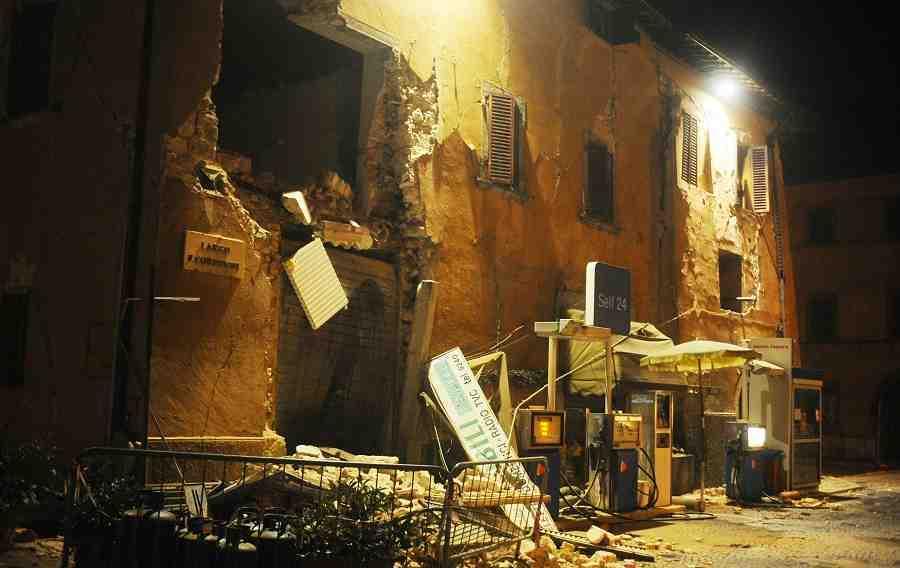 """Terremoto, presidente ordine geologi del Lazio: """"Non escludo la possibilità di altre repliche"""""""