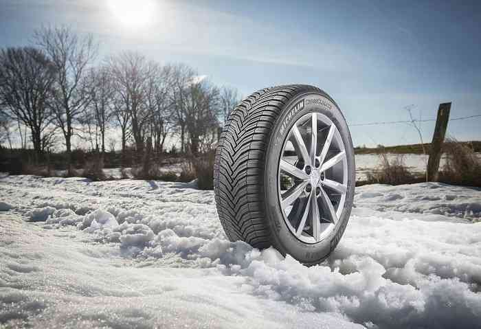 Michelin Cross Climate, pneumatici innovativi: gomme estive perfette anche d'inverno