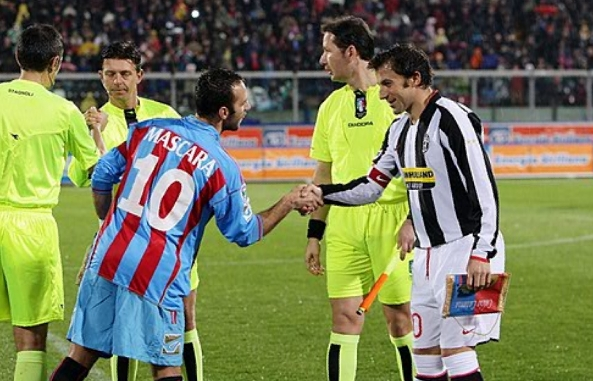 Dopo la Lazio il Catania prova a fermare anche la Juve