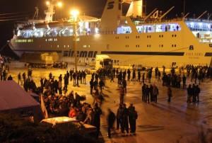 Sbarchi a Lampedusa, manca l'acqua...