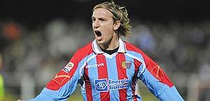 Catania, Maxi Lopez vuole giocare con la nazionale italiana