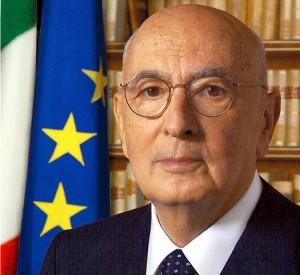Giorgio Napolitano: ci vuole responsabilità nazionale