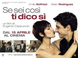 Belen Rodriguez al cinema con Se sei così, ti dico sì