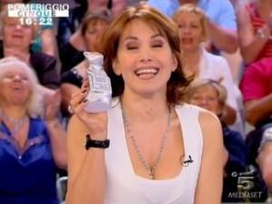 Barbara D'Urso incoronata peggior personaggio dell'anno