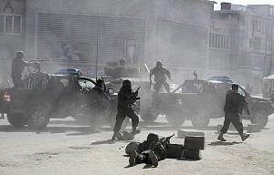 Afghanistan: 5 militari italiani feriti