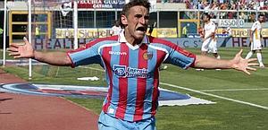 Catania-Roma 2-1, decide Gomez al 5 minuto di recupero