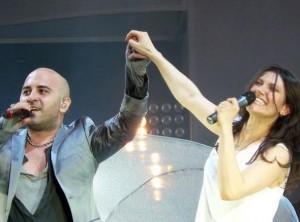 Negramaro, Giuliano Sangiorgi torna live con Elisa