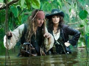 Pirati dei Caraibi 4: torna Jack Sparrow insieme a Penelope Cruz