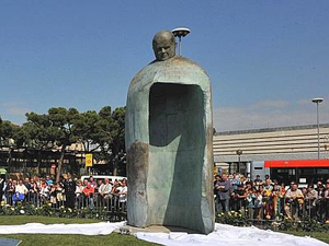 La statua della discordia