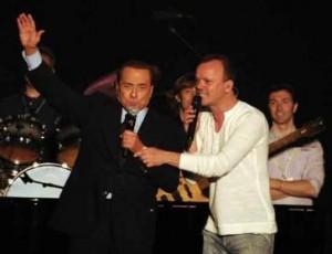 Berlusconi a Napoli: nessuna crisi