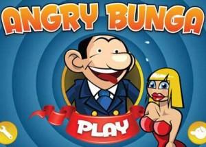 Angry Bunga: dopo Angry Birds arriva l'app del Bunga Bunga
