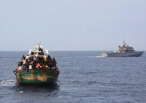 Immigrazione: tragedia nel Mediterraneo
