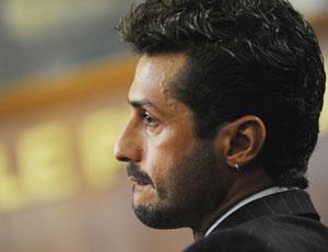 Fabrizio Corona e Bobo Vieri: rissa a Milano