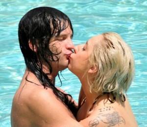 Lady Gaga e Luc Carl di nuovo insieme