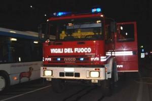 Catania: incendia il bar del figlio e si ustiona