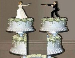 Addio crisi del settimo anno! I matrimoni saltano già dopo 12 mesi
