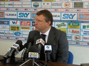 Catania: Lo Monaco si dimette, Pulvirenti sono amareggiato