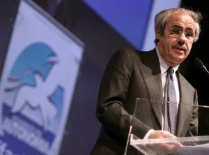 Raffaele Lombardo: Catania - Palermo in 2 ore