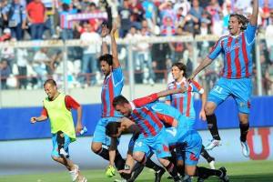 Athletic Bilbao-Catania 3-1, per gli etnei a segno Keko