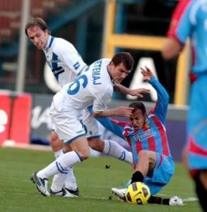 Coppa Italia, Catania batte 2-1 il Brescia e passa il turno