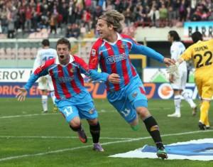 Calciomercato Catania: via Maxi Lopez, ritorna Bergessio