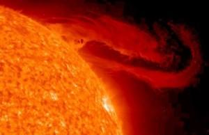 Tempesta magnetica colpirà presto la Terra