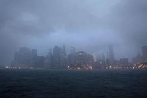 L'uragano Irene è arrivato a New York...