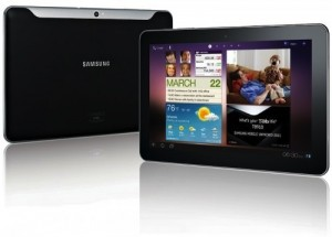 Galaxy Tab, in Germania vietata la vendita